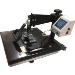 دستگاه چاپ بر روي تي شرت (پرس تخت)